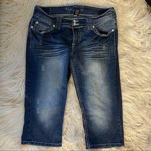 Ariya Demin Shorts Sz 11/12
